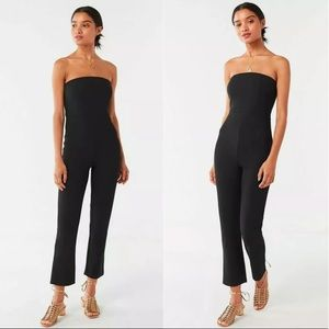 Urban Outfitters NWT Strapless Sena Jumpsuit.